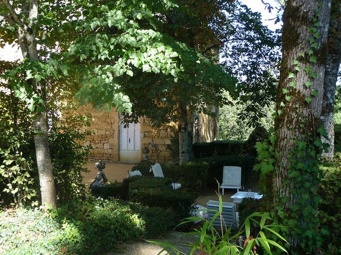Сады поместья Эриньяк /Les Jardins du Manoir D'Eyrignac 38227