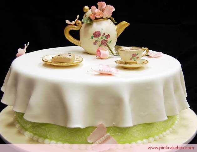 Украшение тортов мастикой из. рецепты тортов из мастики с фото.