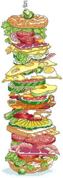 сэндвич картинка (212x600, 35Kb)