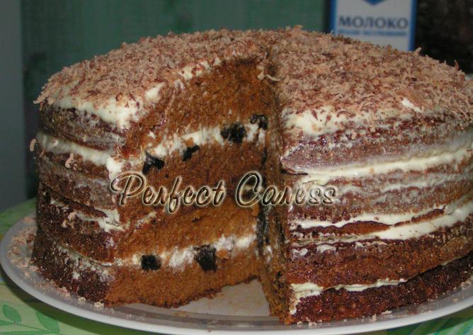 Если Вам необходим рецепт торта с какао - Вы попали именно туда.