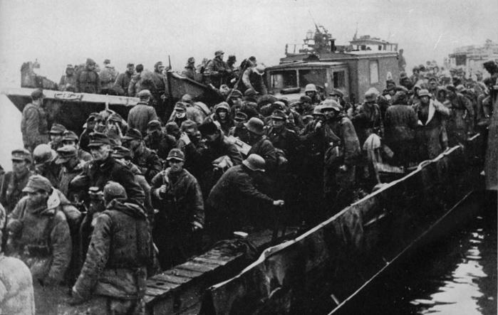 Остатков дивизии великая германия