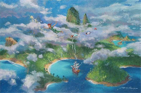 Полет_First Look at Neverland  (600x398, 68Kb)