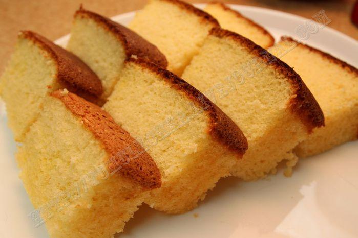 Вкусные воздушные кексы рецепты с фото