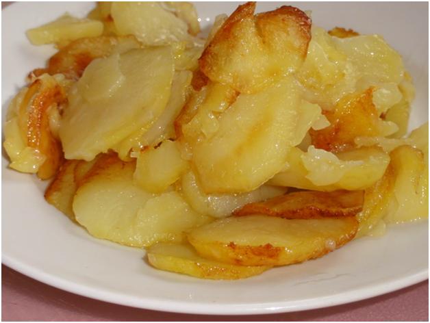 День жареной картошки