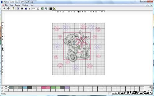 20.02.2009. Название: Pattern Maker Viewer (version 4.04) Категория: Программа для просмотра и распечатки схем...