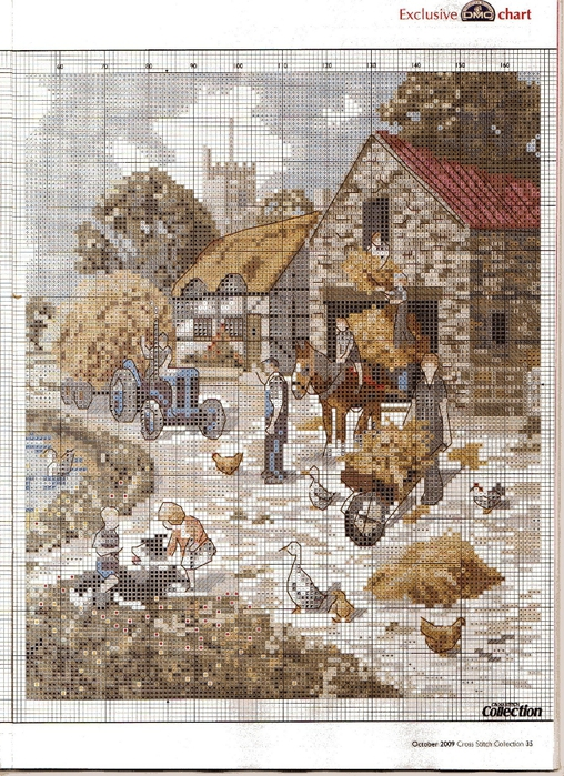 Cross Stitch Collection Issue 175 029 (508x700, 368Kb)