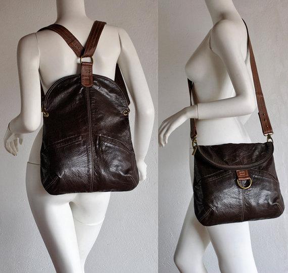 Сшить кожаную сумку своими руками из старой куртки