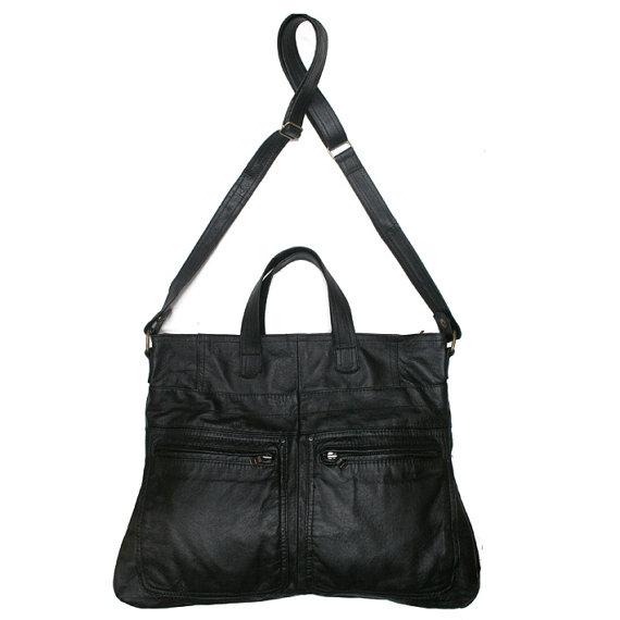 Как сшить сумку из старой кожаной куртки