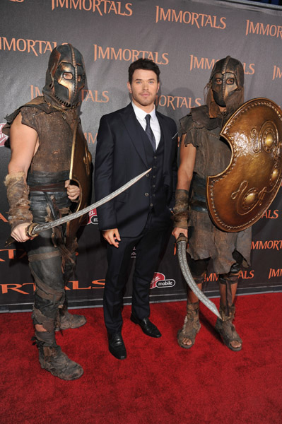 Kellan lutz immortals