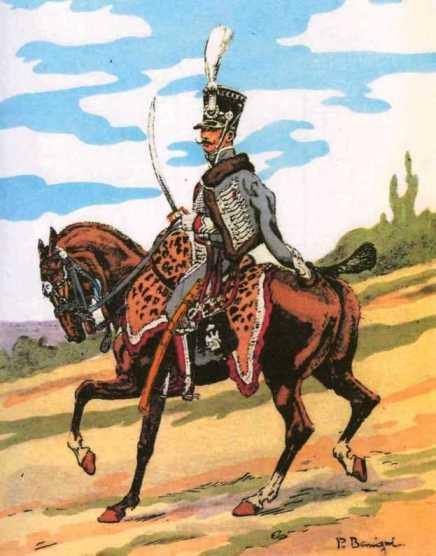 09 1806 офицер на коне (436x556, 29Kb)