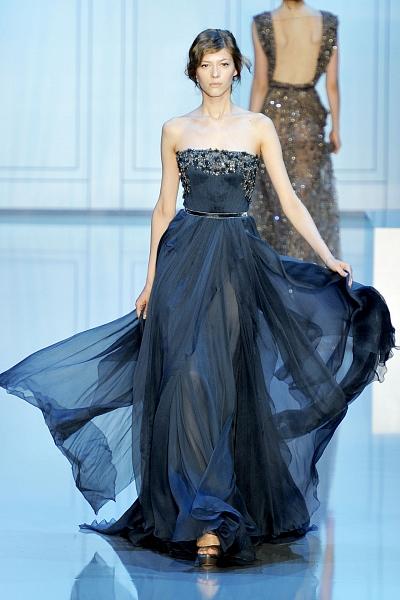 Осінь зима 2011 2012 вечірні сукні мій