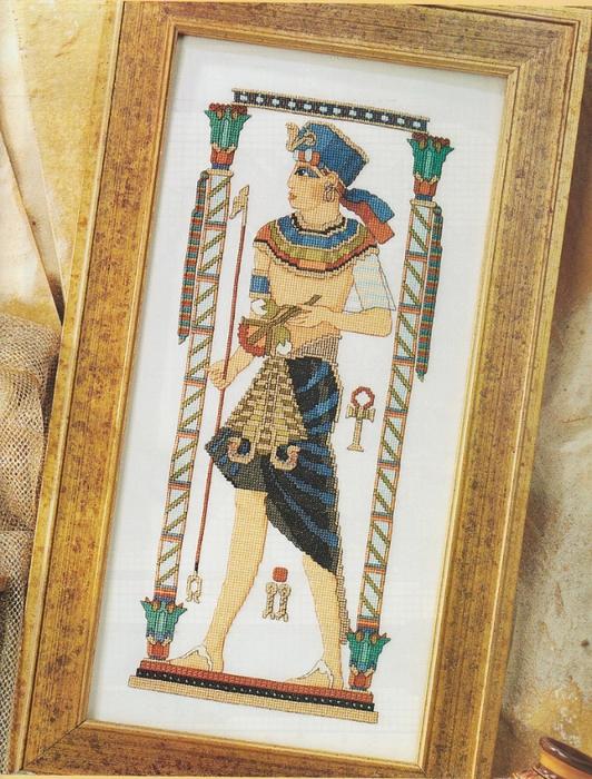 Egptian Prince1 (532x700, 366Kb)