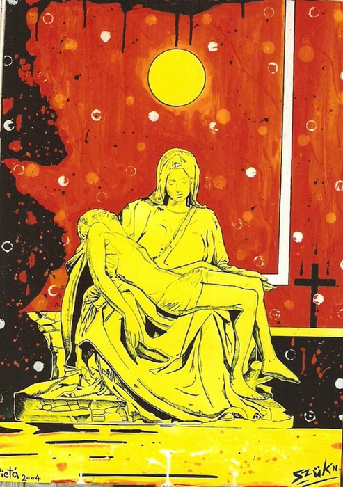 Яркий сюрреализм в искусстве Эда Нэроу (Ed Narrow) - 1 7 (493x700, 320Kb)