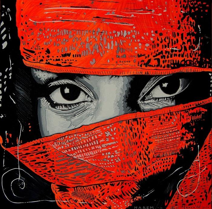 Яркий сюрреализм в искусстве Эда Нэроу (Ed Narrow) - 7d21144a914a (700x691, 214Kb)