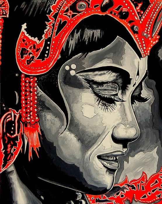 Яркий сюрреализм в искусстве Эда Нэроу (Ed Narrow) - bdd41aa602d1 (555x700, 166Kb)