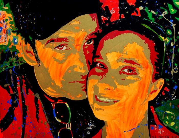Яркий сюрреализм в искусстве Эда Нэроу (Ed Narrow) - Donor 2010-jo (700x540, 143Kb)