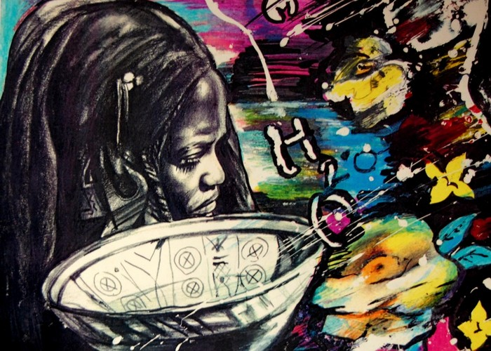 Яркий сюрреализм в искусстве Эда Нэроу (Ed Narrow) - H2o-The Life yo (700x500, 134Kb)