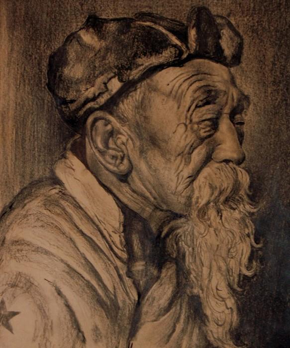Яркий сюрреализм в искусстве Эда Нэроу (Ed Narrow) - Mongol yo (583x700, 118Kb)
