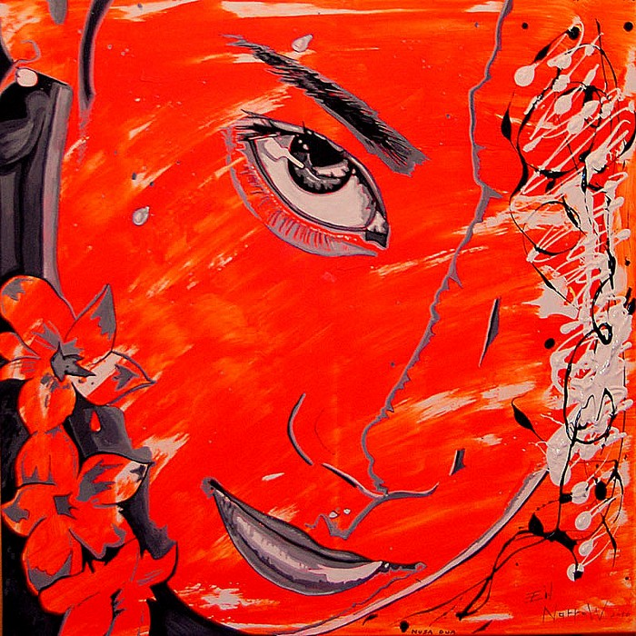 Яркий сюрреализм в искусстве Эда Нэроу (Ed Narrow) - tahitititi (700x700, 203Kb)
