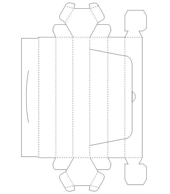 tubo-esagonale. (552x629, 27Kb)