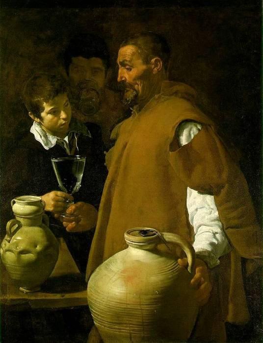 Продавец воды в Севилье. 1623 (536x700, 46Kb)