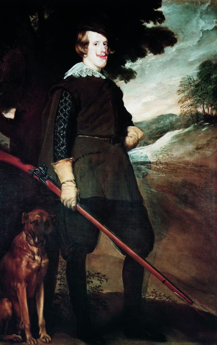 Филипп IV на охоте. 1632-1633 (441x700, 88Kb)