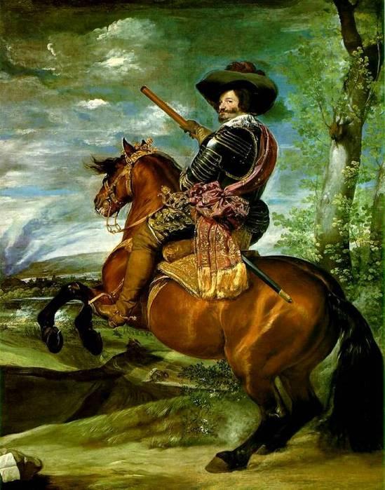 Граф Ольварес на коне. 1634 (549x700, 73Kb)