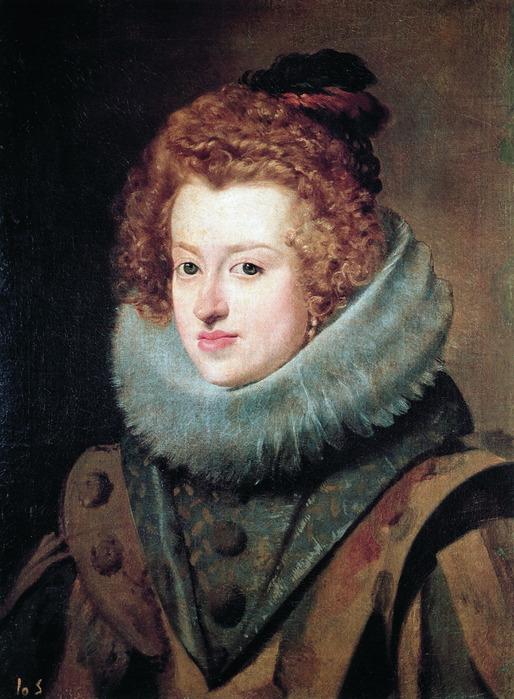 Инфанта Мария Австрийская (514x700, 135Kb)