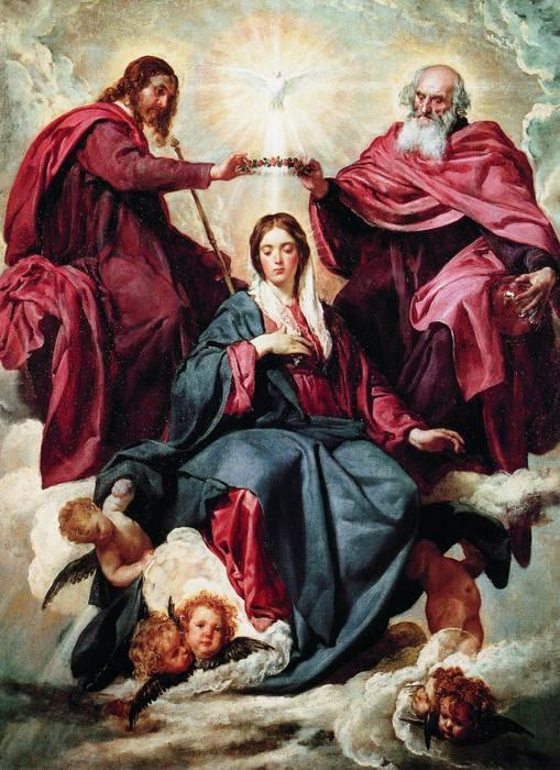 Коронация девы Марии (509x700, 71Kb)