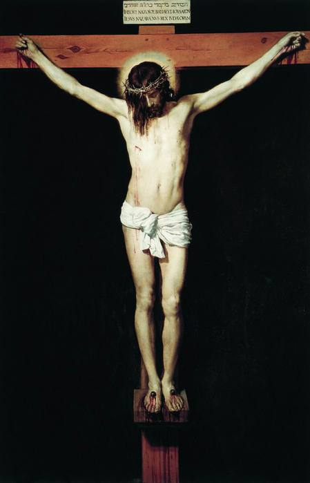 Христос на кресте. 1632 (449x700, 22Kb)