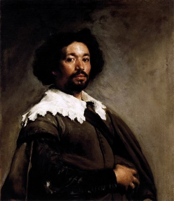 Хуан-де-Парейя, 1650, Музей Метрополитен, Нью-Йорк (606x700, 108Kb)