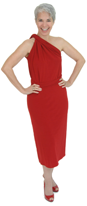 Лидия Сильвестри в платье-трансформер/3023928_Lydia_Red_Dress (174x408, 54Kb)