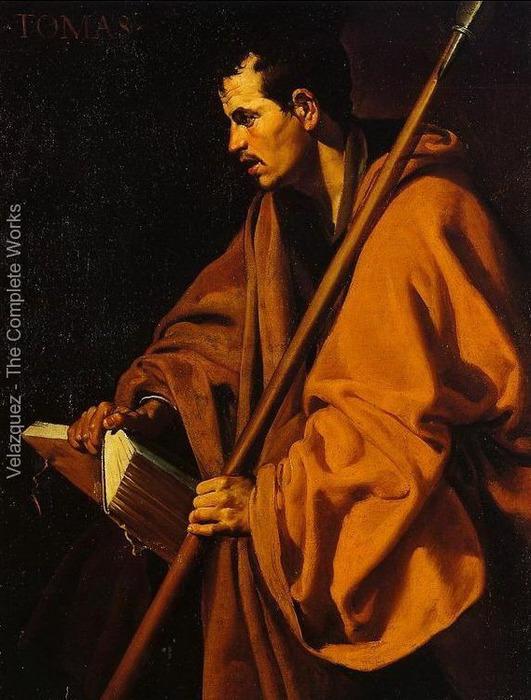 Святой Томас (531x700, 123Kb)