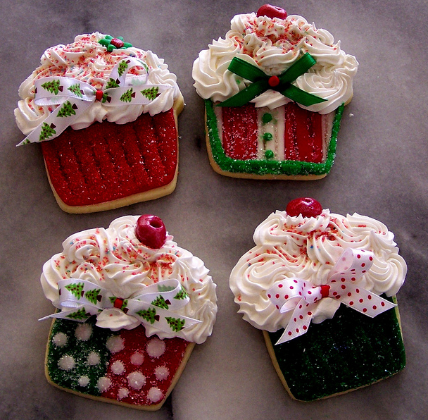 Sugared-Christmas-Cupcake-Cookies (608x596, 991Kb)