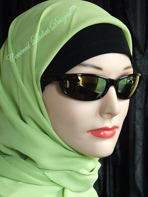 Техника Завязывания Хиджаба