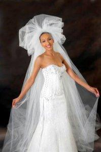 Самые дорогие свадебные платья мира.