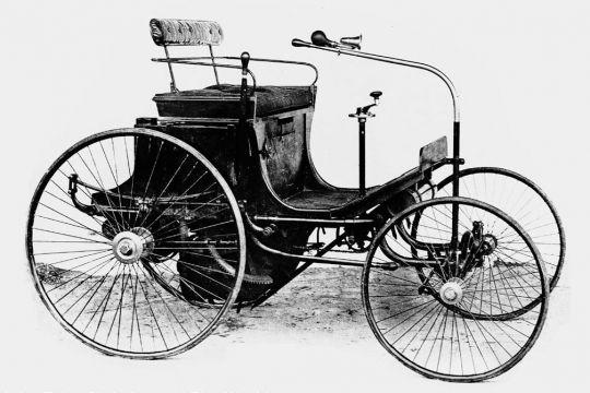 автомобиль старинный (540x360, 42Kb)