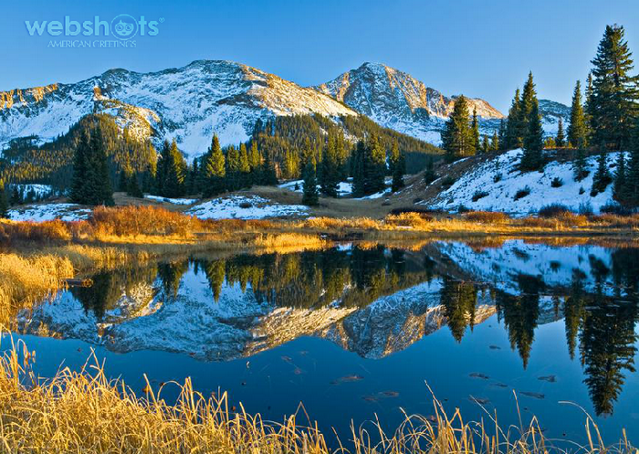 Proshots - Alpine Pond at Molas Pass, San Juan Mountains, Colorado - Professional Photos (700x497, 858Kb)