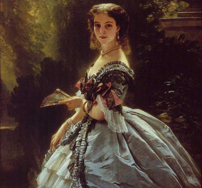Princess_Elizaveta_Esperovna_Troubetzkaya,_formerly_Princess_Belosselskaya-Belozerskaya_1859_Princess_Elizabeth_Esperovna (700x651, 147Kb)