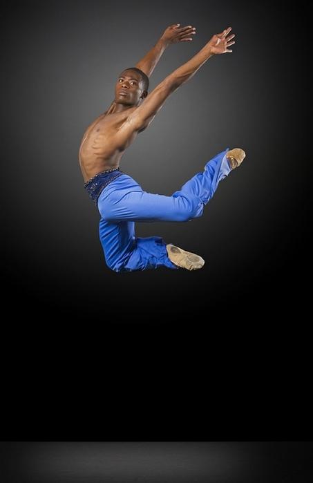 Завораживающая красота танца в фотографиях Richard_Calmes