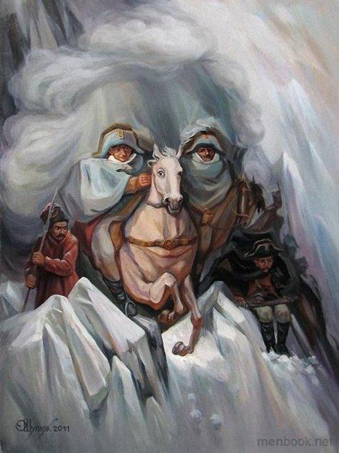 amazing, around you, art, cool, украинский художник, картины, иллюзия.