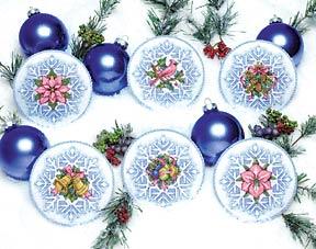 08685 Snowflakes Elegance Ornaments (Gold) (288x227, 20Kb)