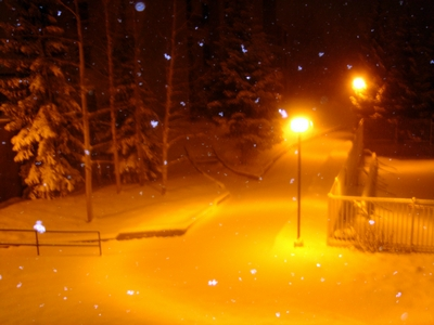 Golden_Night_Snow (400x300, 96Kb)
