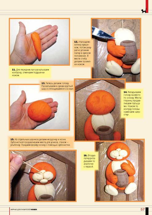 Натюрморты из соленого теста пошаговая инструкция
