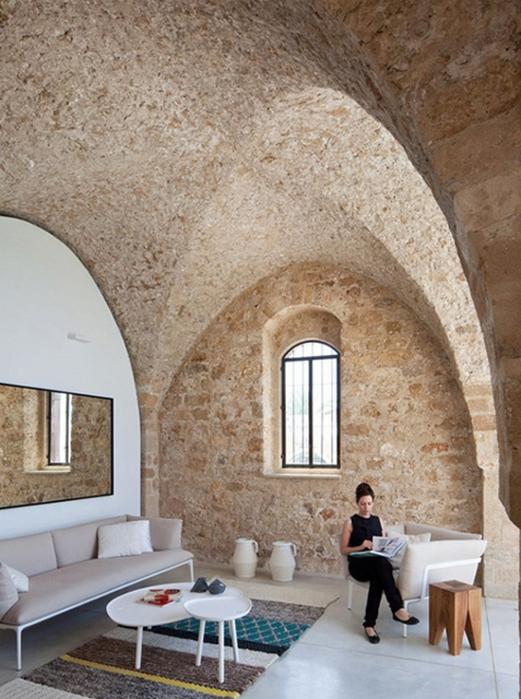 Современный дизайн старинного здания 11 (521x700, 280Kb)