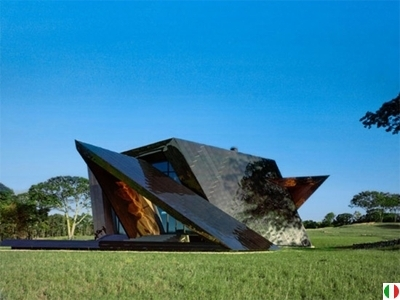 Экстремальный дом без границ, архитектура, дизайн
