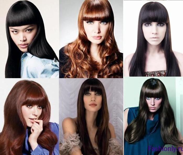 ...мода 2012 года предлагает каскадные стрижки на длинные волосы.