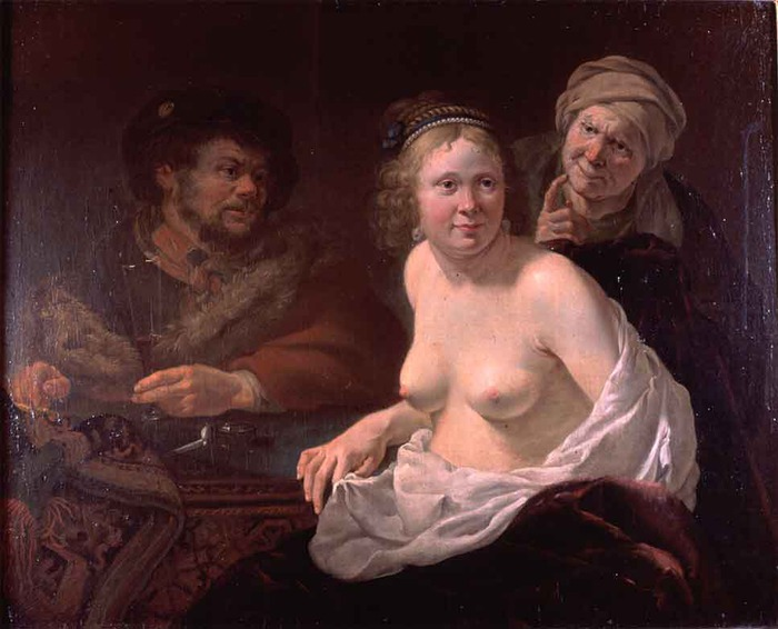 Jan_G._van_Bronckhorst_The_procuress (700x566, 85Kb)