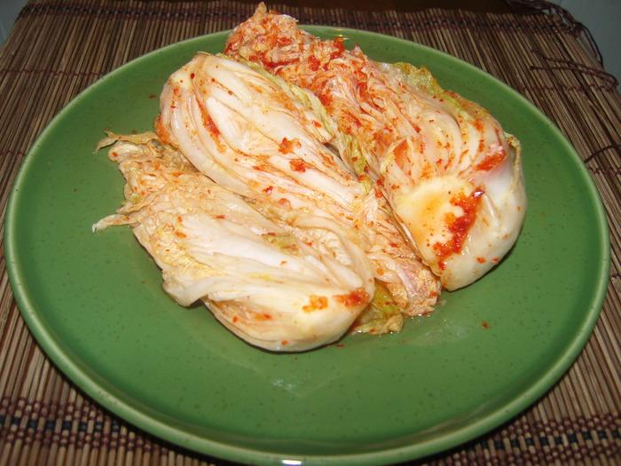 Чимча по-корейски рецепт