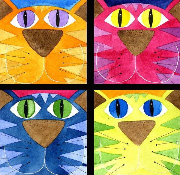 4 gatitos (600x584, 101Kb)